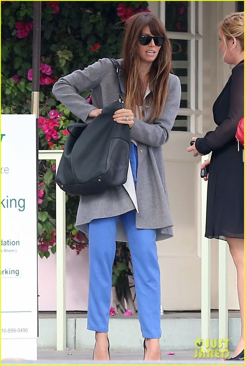 jessica biel ivy by the shore lunch 10