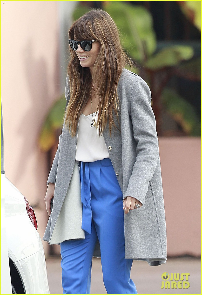 jessica biel ivy by the shore lunch 21