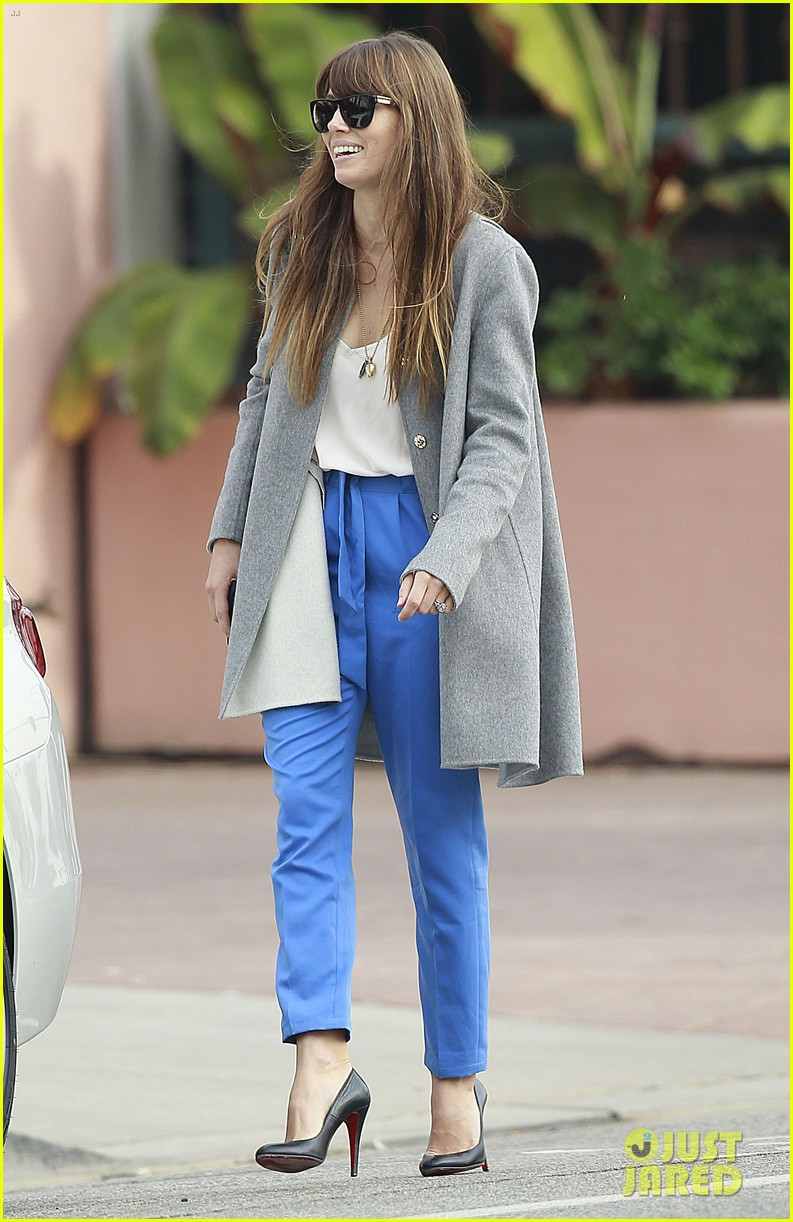 jessica biel ivy by the shore lunch 22