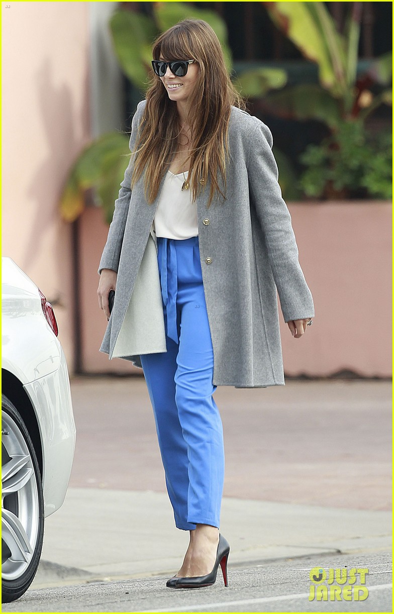 jessica biel ivy by the shore lunch 23