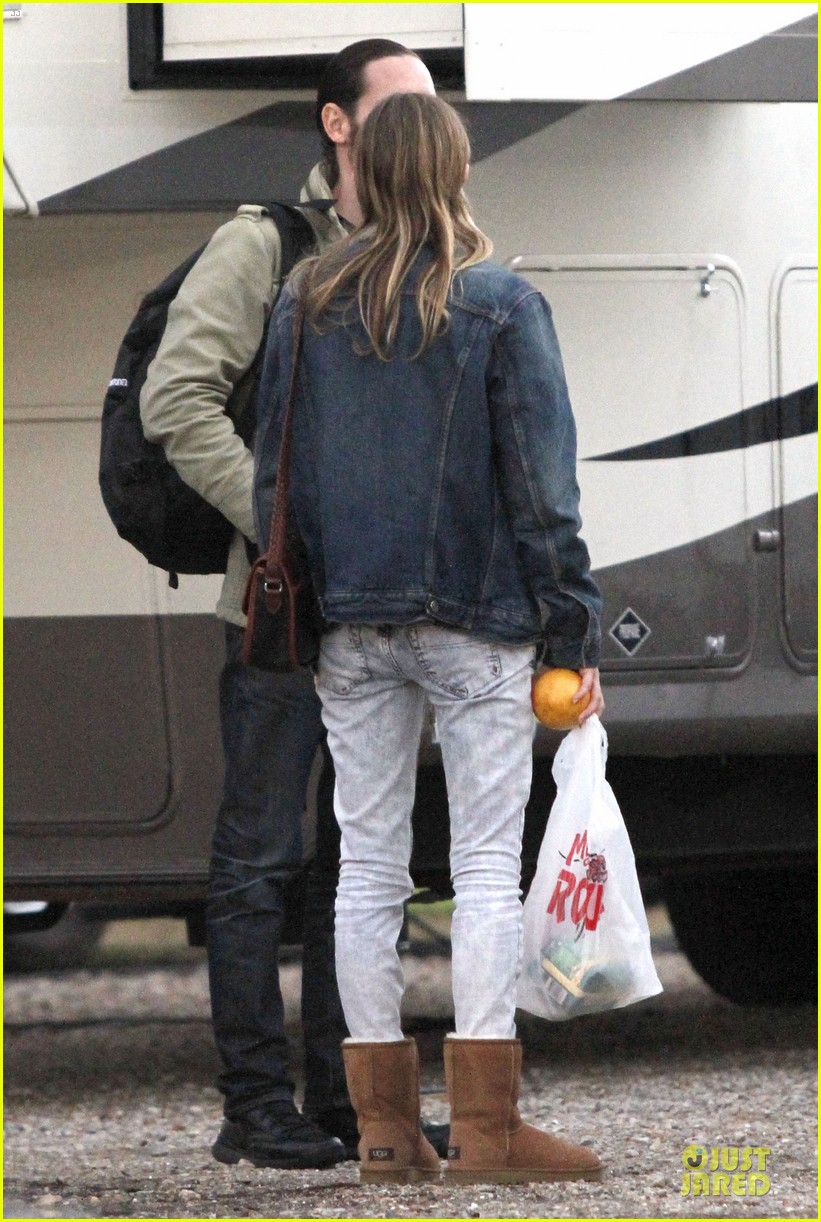 kate bosworth homefront set with michael polish 06
