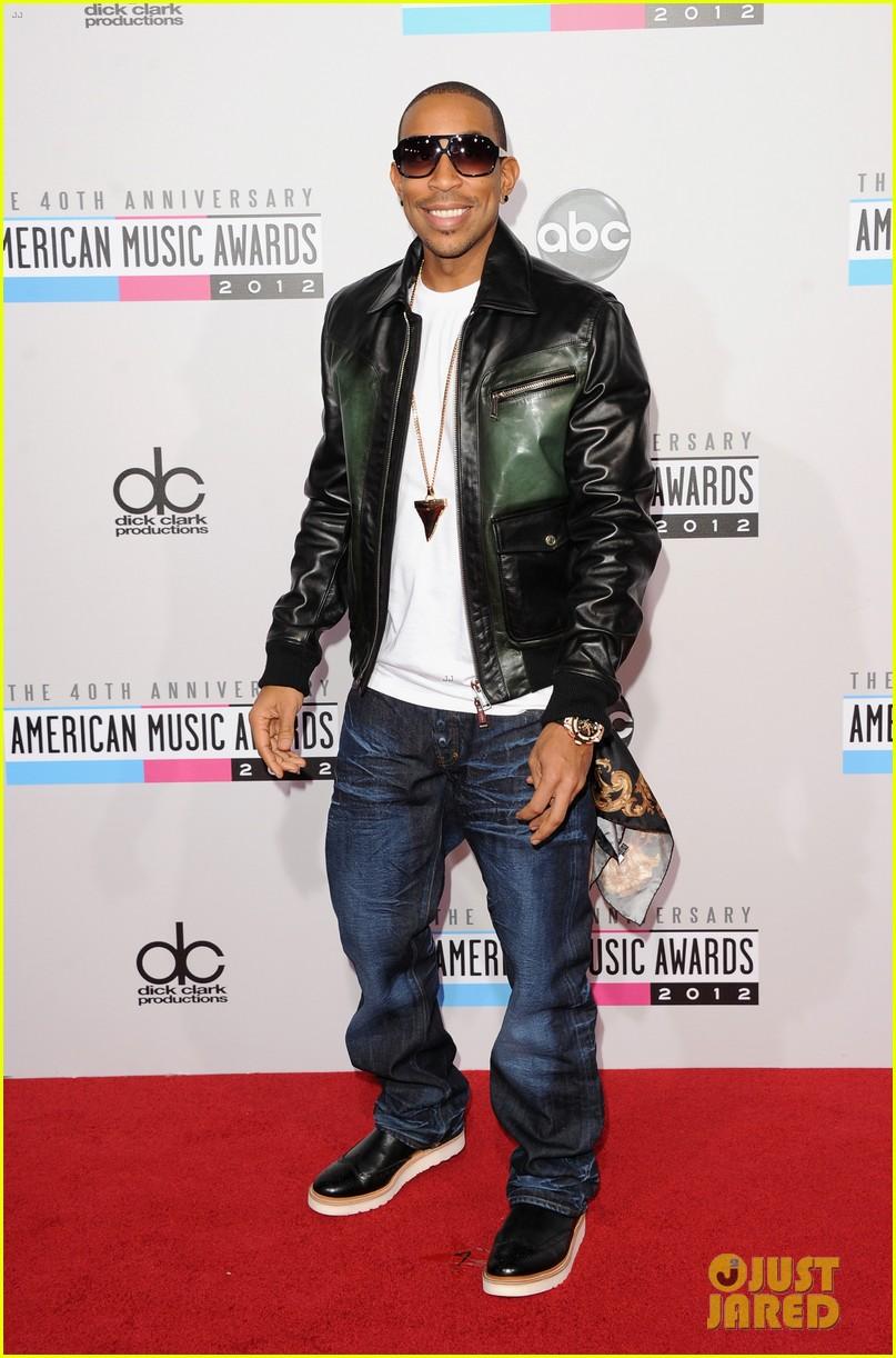 chris brown ludacris swizz beatz amas performance 06