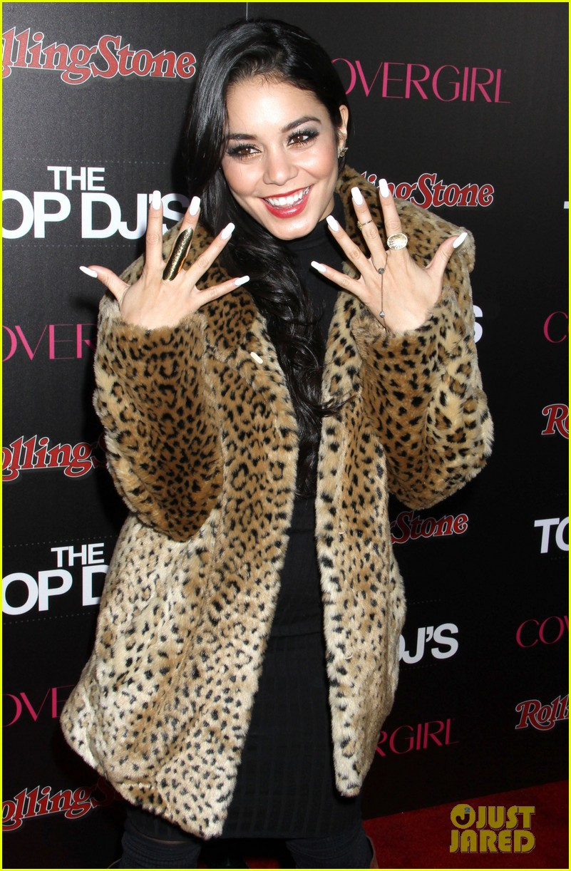 vanessa hudgens rolling stone party with austin butler 02