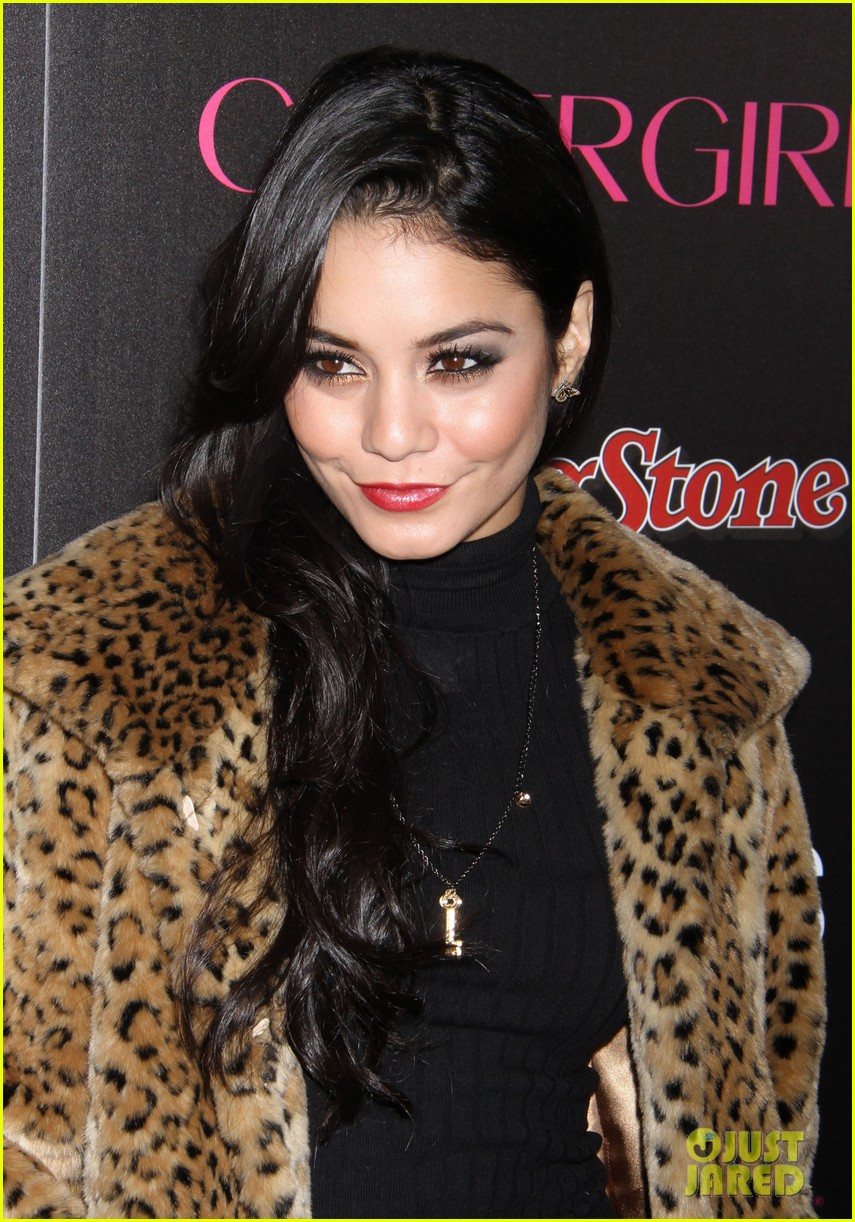 vanessa hudgens rolling stone party with austin butler 11