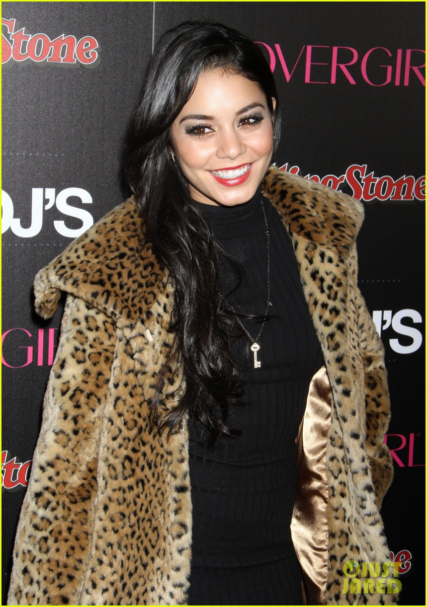 vanessa hudgens rolling stone party with austin butler 13
