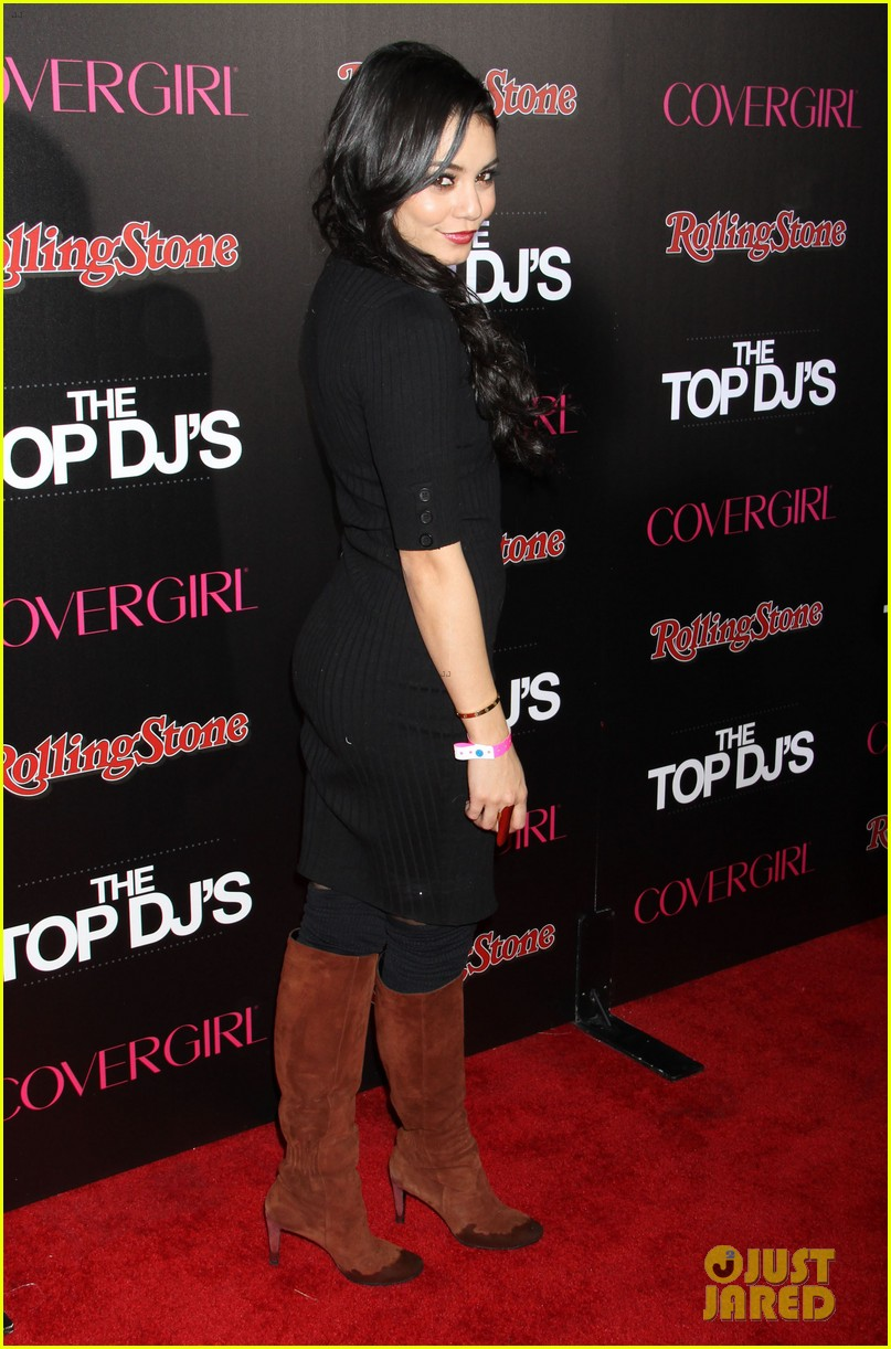 vanessa hudgens rolling stone party with austin butler 24