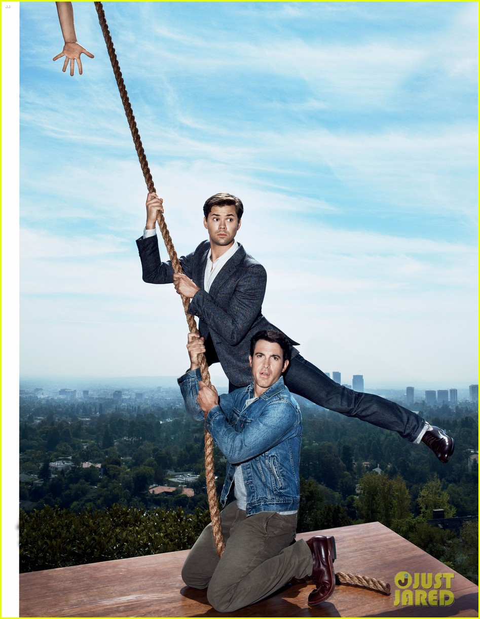 chris colfer zachary quinto details mag mavericks 012764507