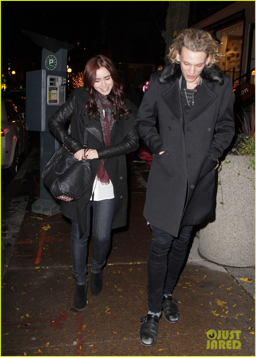 lily collins jamie campbell bower gallery viewing date 06