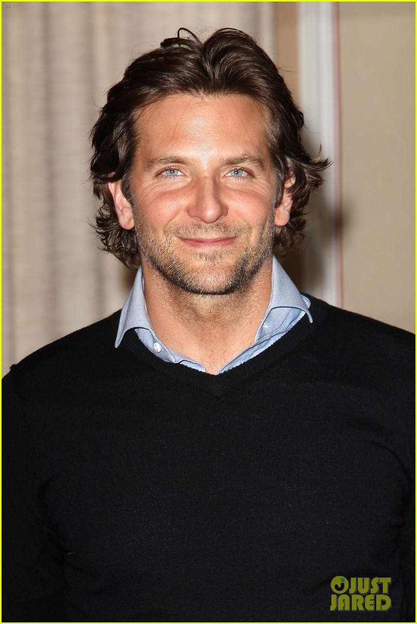 bradley cooper letterman silver linings press conference 292756089
