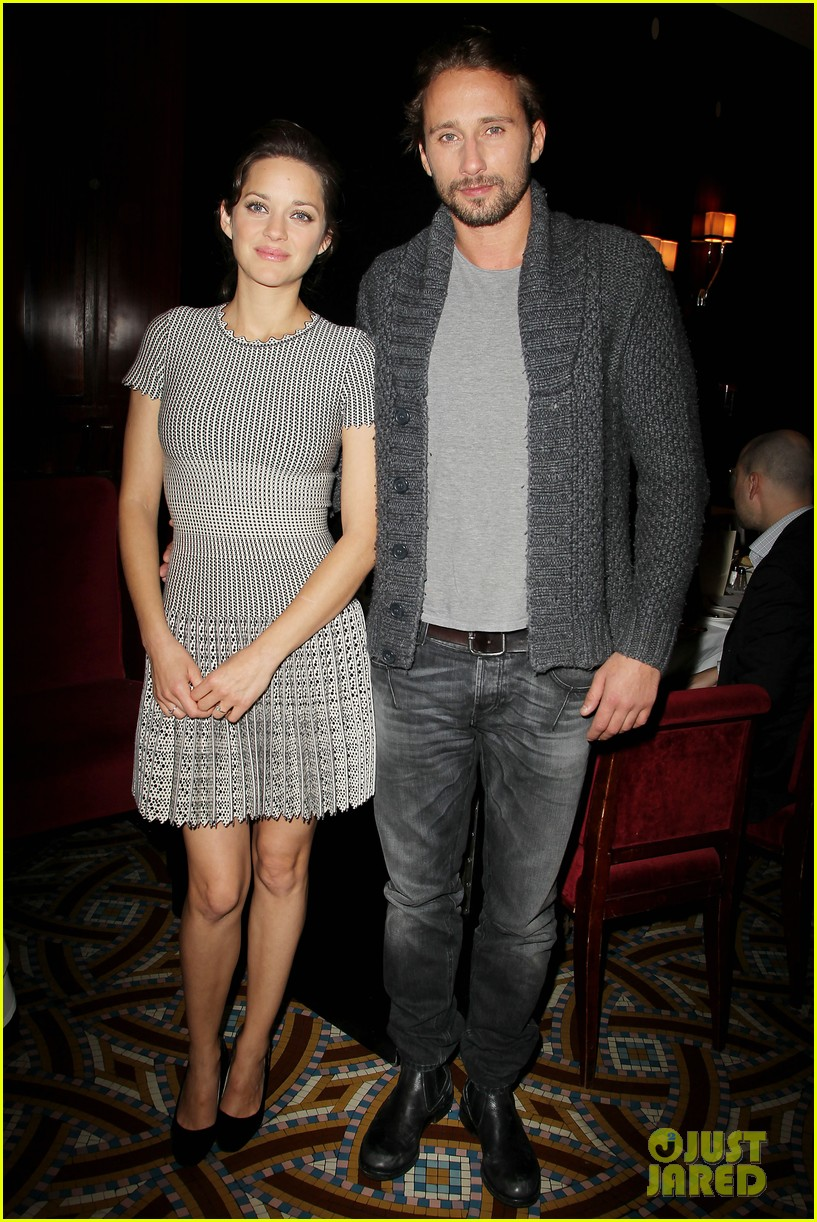 marion cotillard rust and bone lunch with matthias schoenaerts 032764821