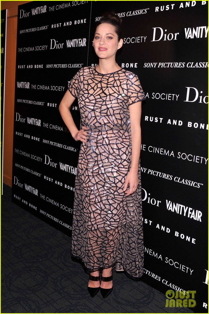 marion cotillard rust bone screening 06