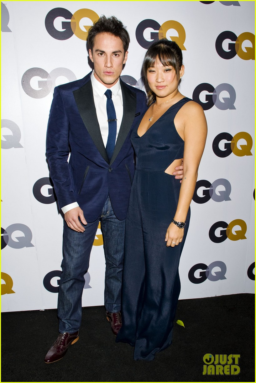darren criss chace crawford 2012 gq men of the year party 02