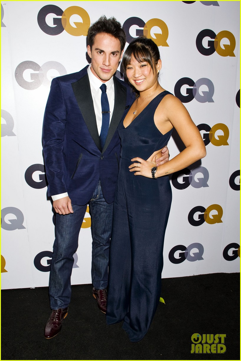 darren criss chace crawford 2012 gq men of the year party 08