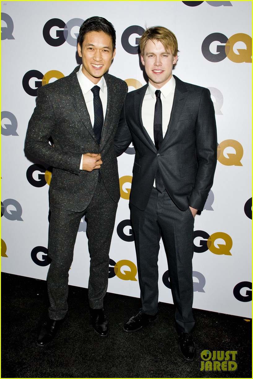 darren criss chace crawford 2012 gq men of the year party 21