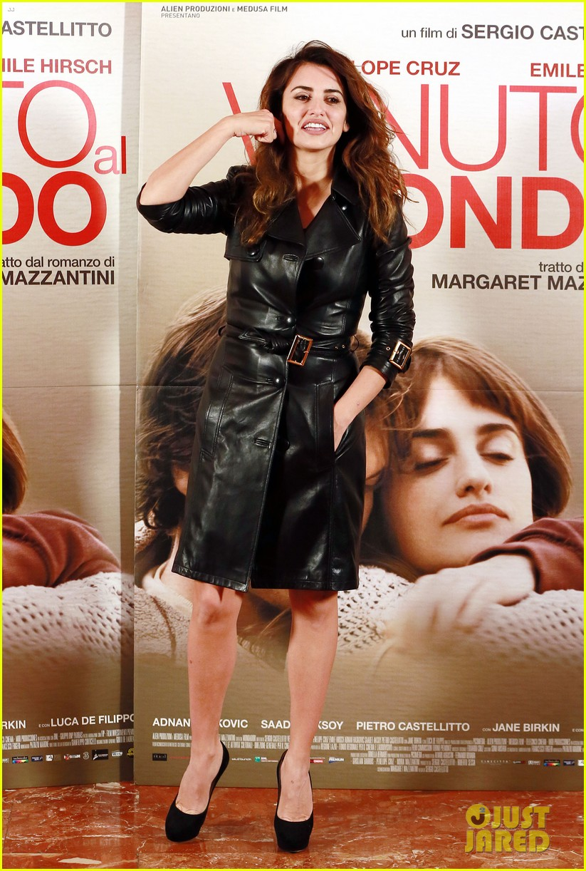 penelope cruz twice born rome photo call 06