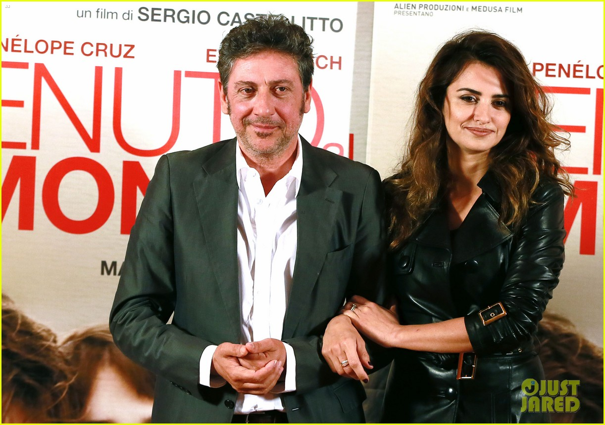 penelope cruz twice born rome photo call 12