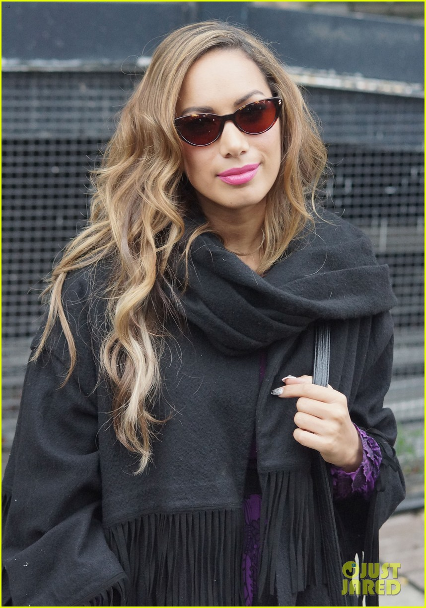 leona lewis talks liam payne dating rumors 01