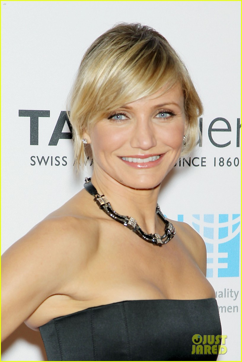 cameron diaz tag heuer watch launch 06