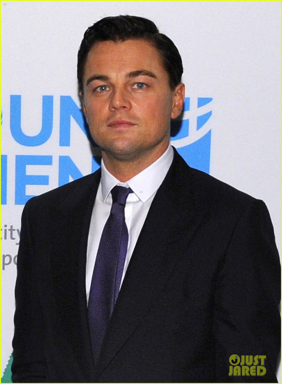 leonardo dicaprio tag heuer event with cameron diaz 042755163