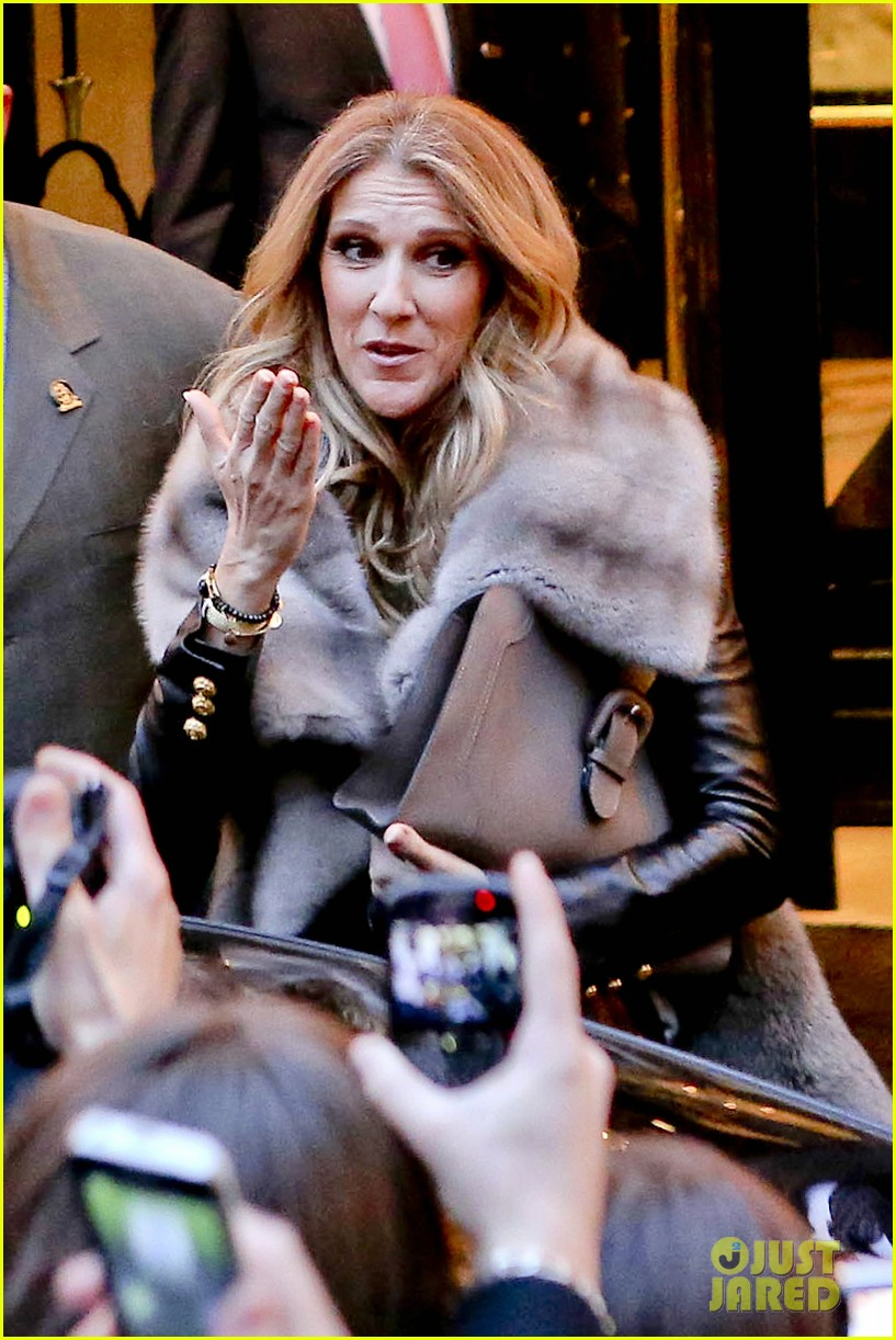 celine dion i took a chance with las vegas residency 20