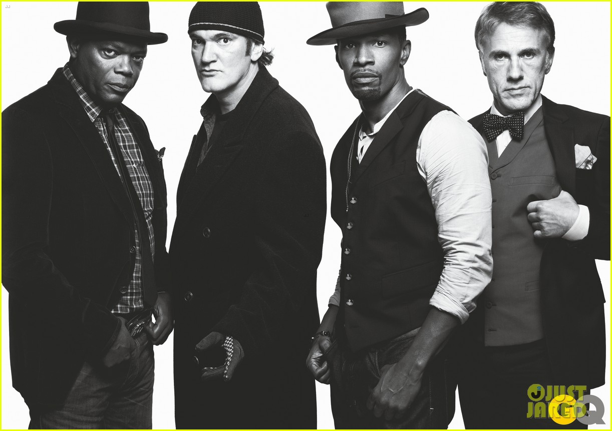 django unchained cast gq emancipators of the year 02