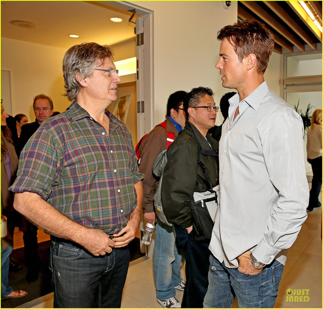 josh duhamel safe haven afi reception 062750207