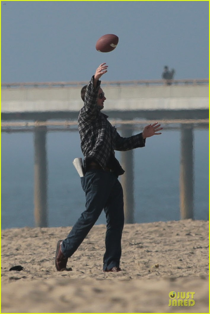 chris evans football on a many splintered thing set 20