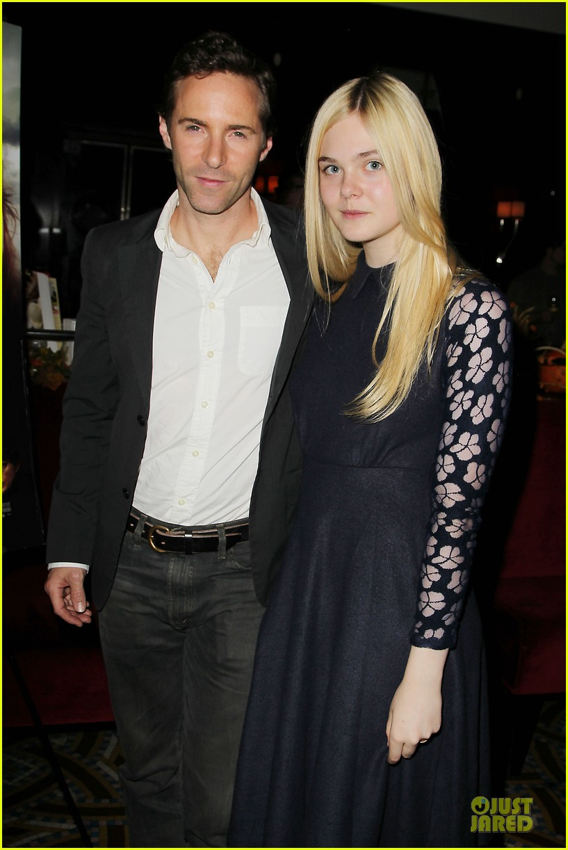 elle fanning ginger & rosa screening after party 19