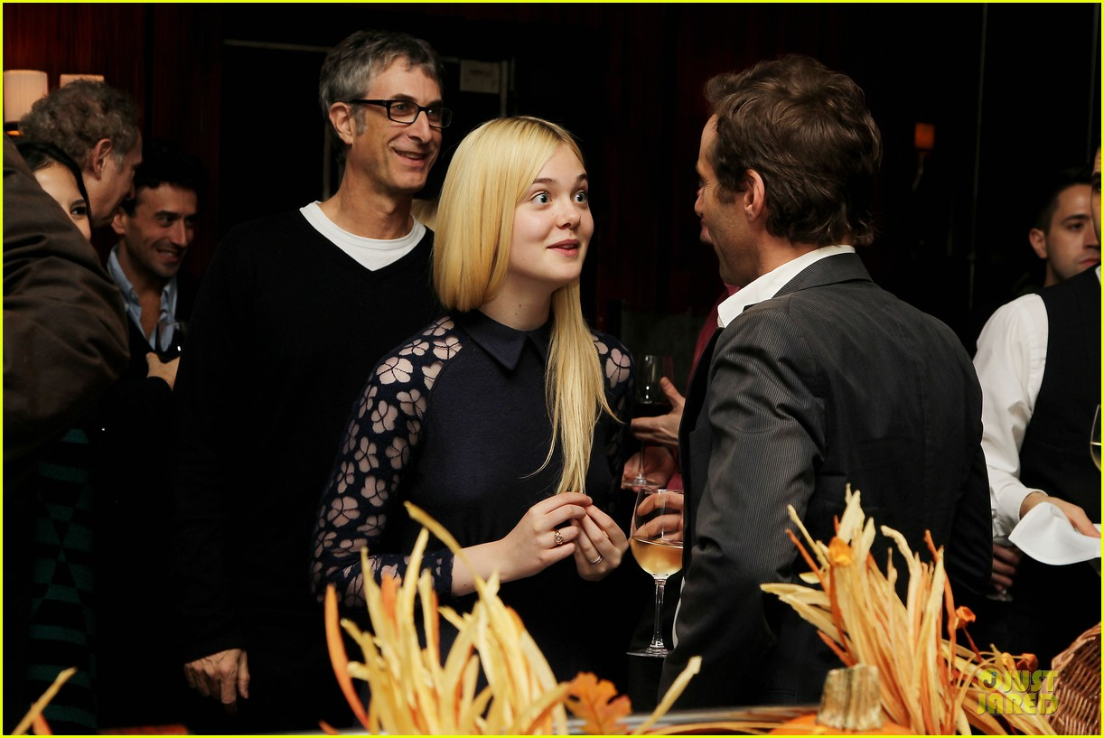 elle fanning ginger & rosa screening after party 20