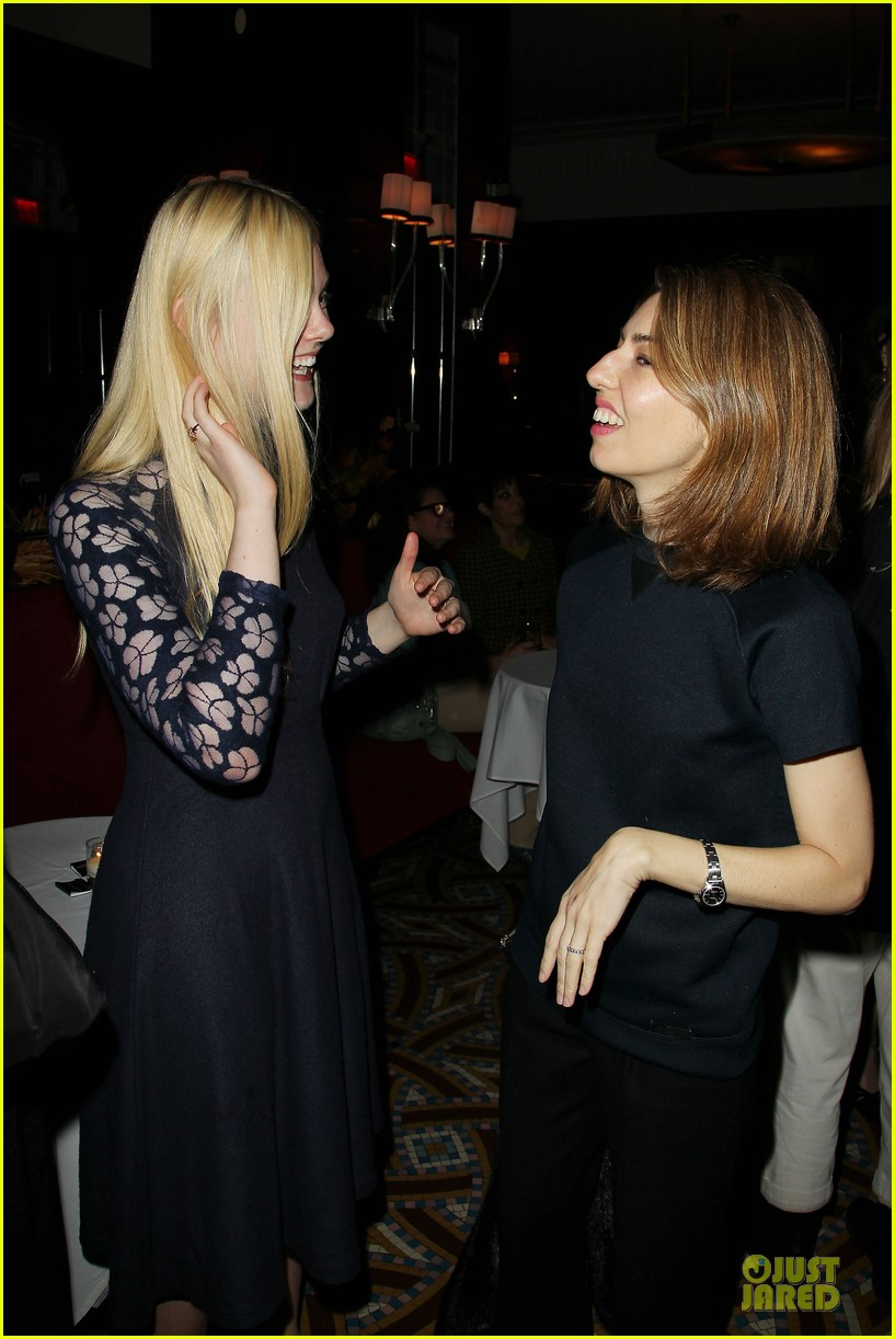 elle fanning ginger & rosa screening after party 212755585