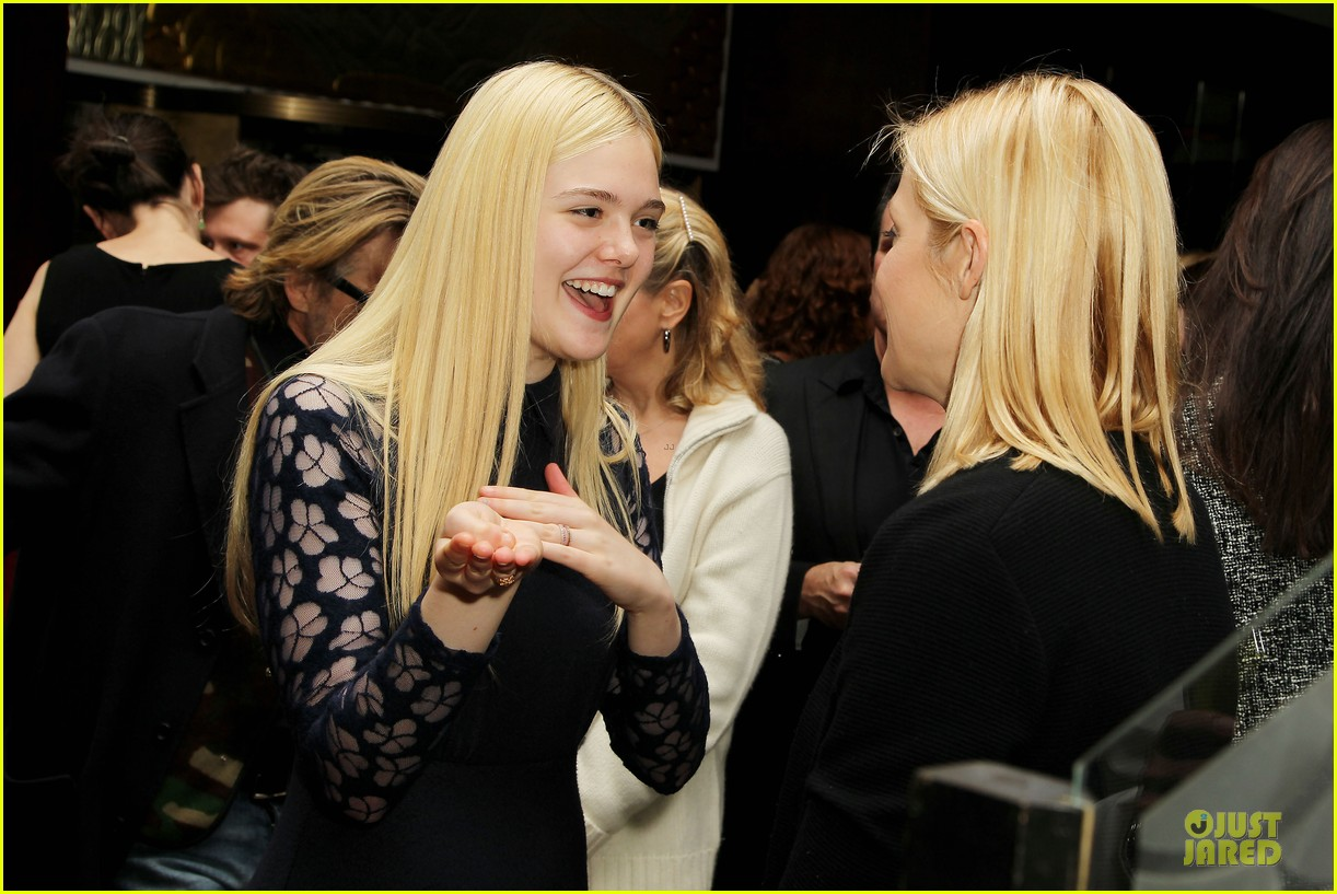 elle fanning ginger & rosa screening after party 29