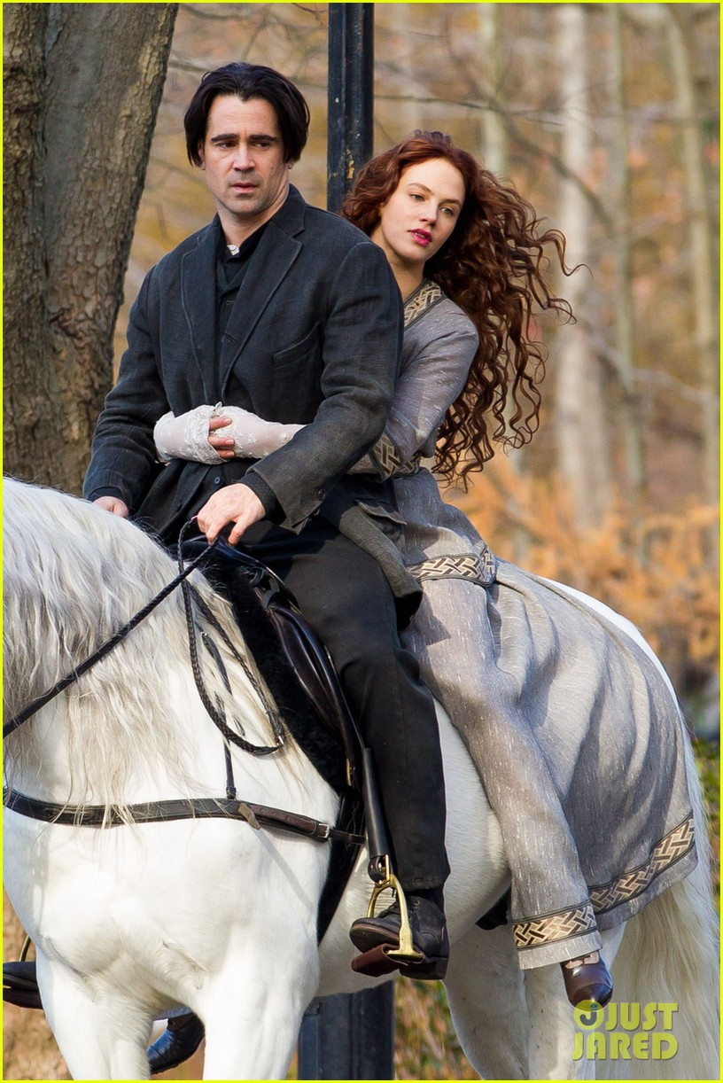 colin farrell horseback riding winters tale 01