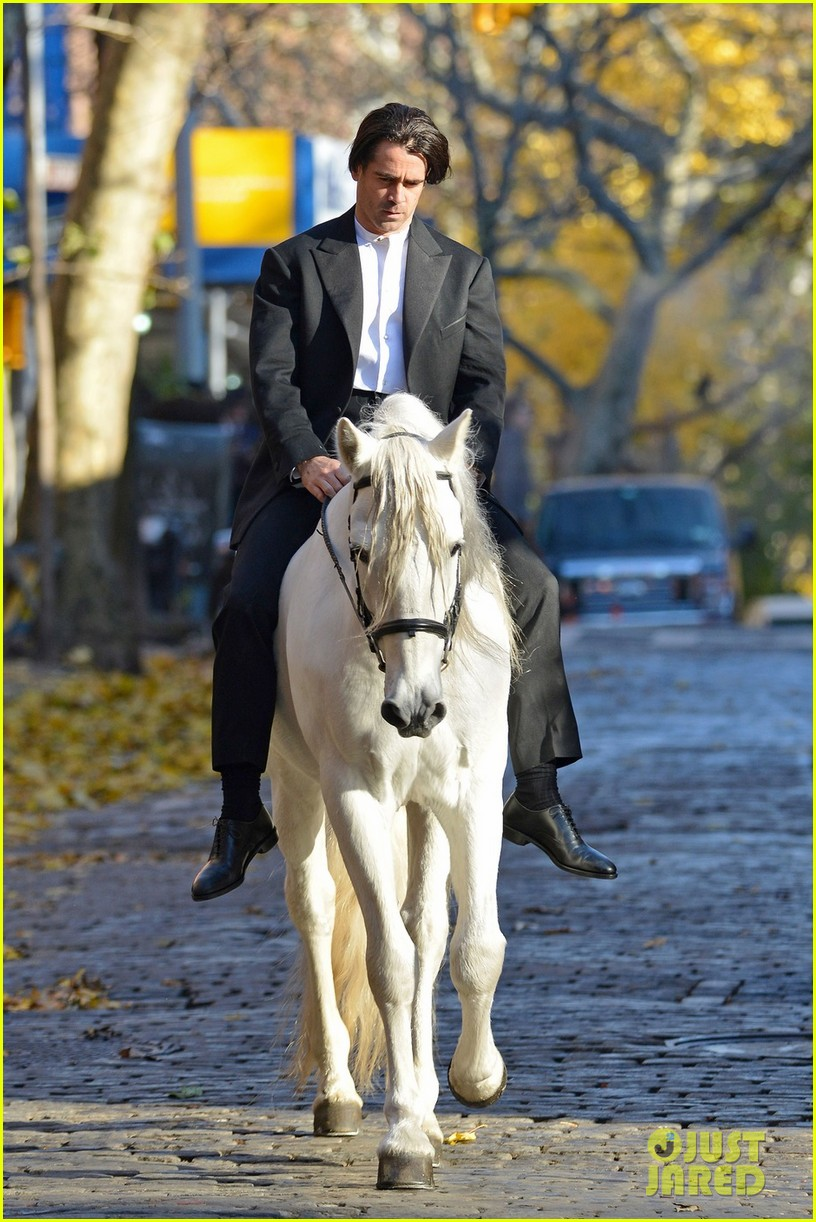 colin farrell saddles up for a winters tale 05