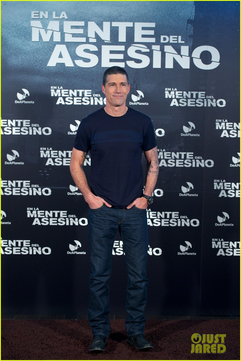 matthew fox alex cross madrid photocall 052756111