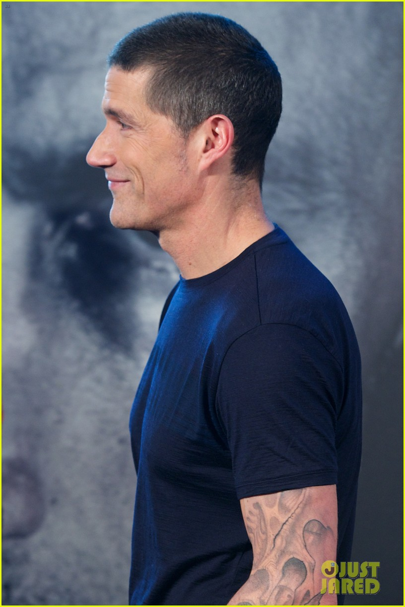 matthew fox alex cross madrid photocall 18