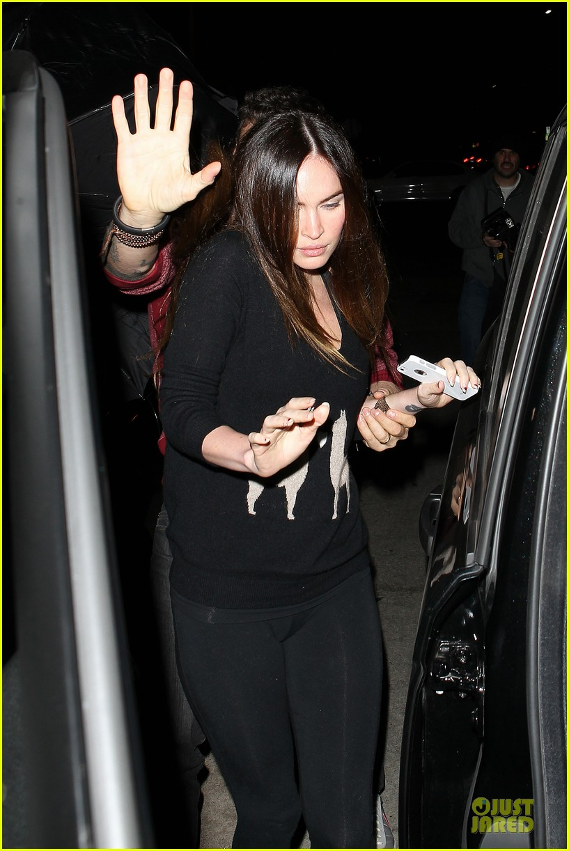 megan fox brian austin green post baby jar outing 03