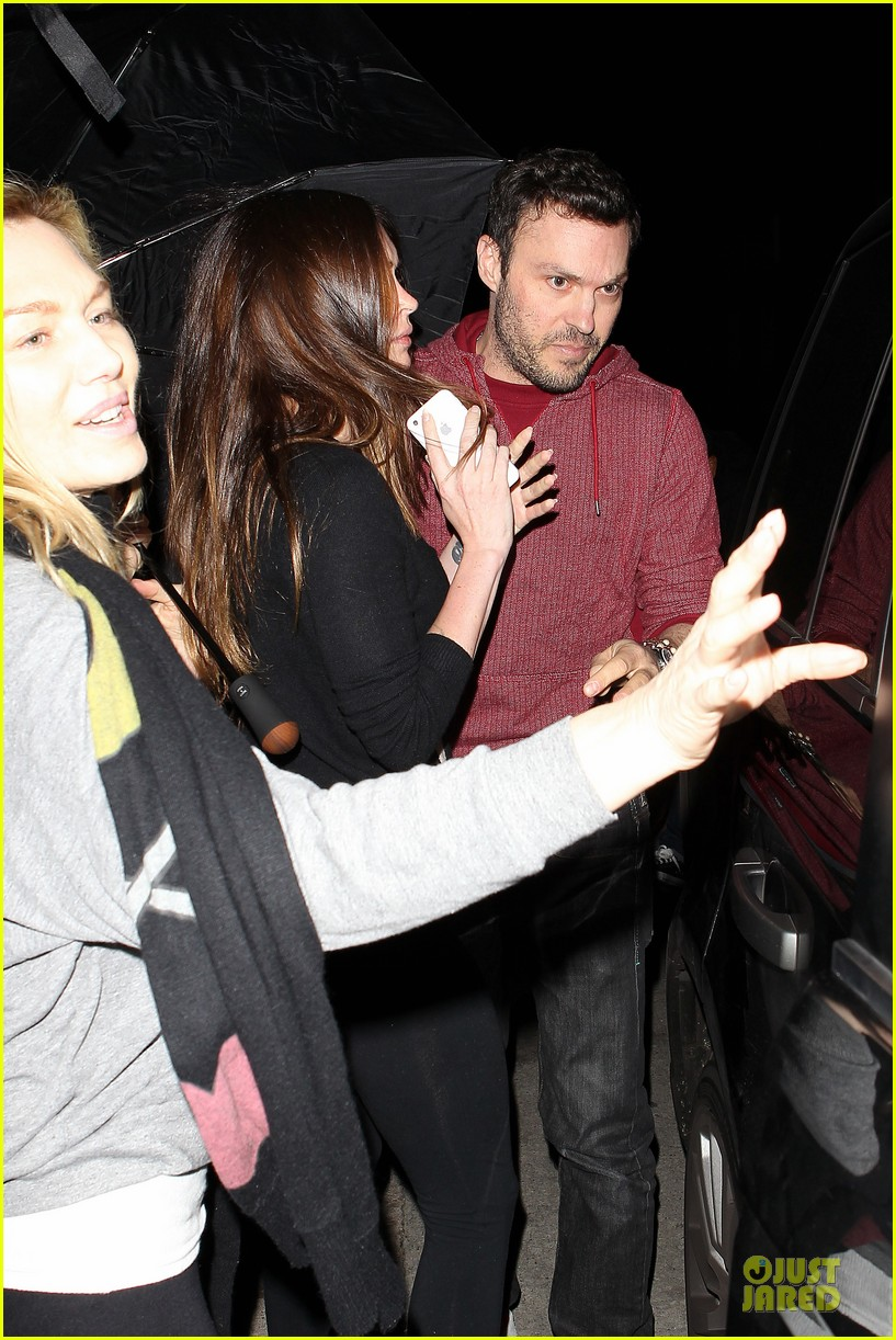 megan fox brian austin green post baby jar outing 05