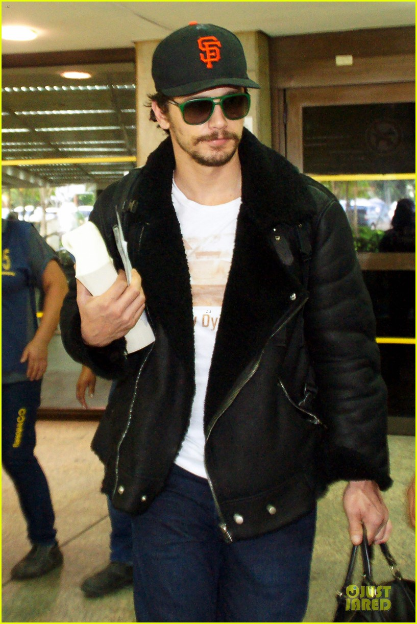 james franco gucci store promoter in brazil 05