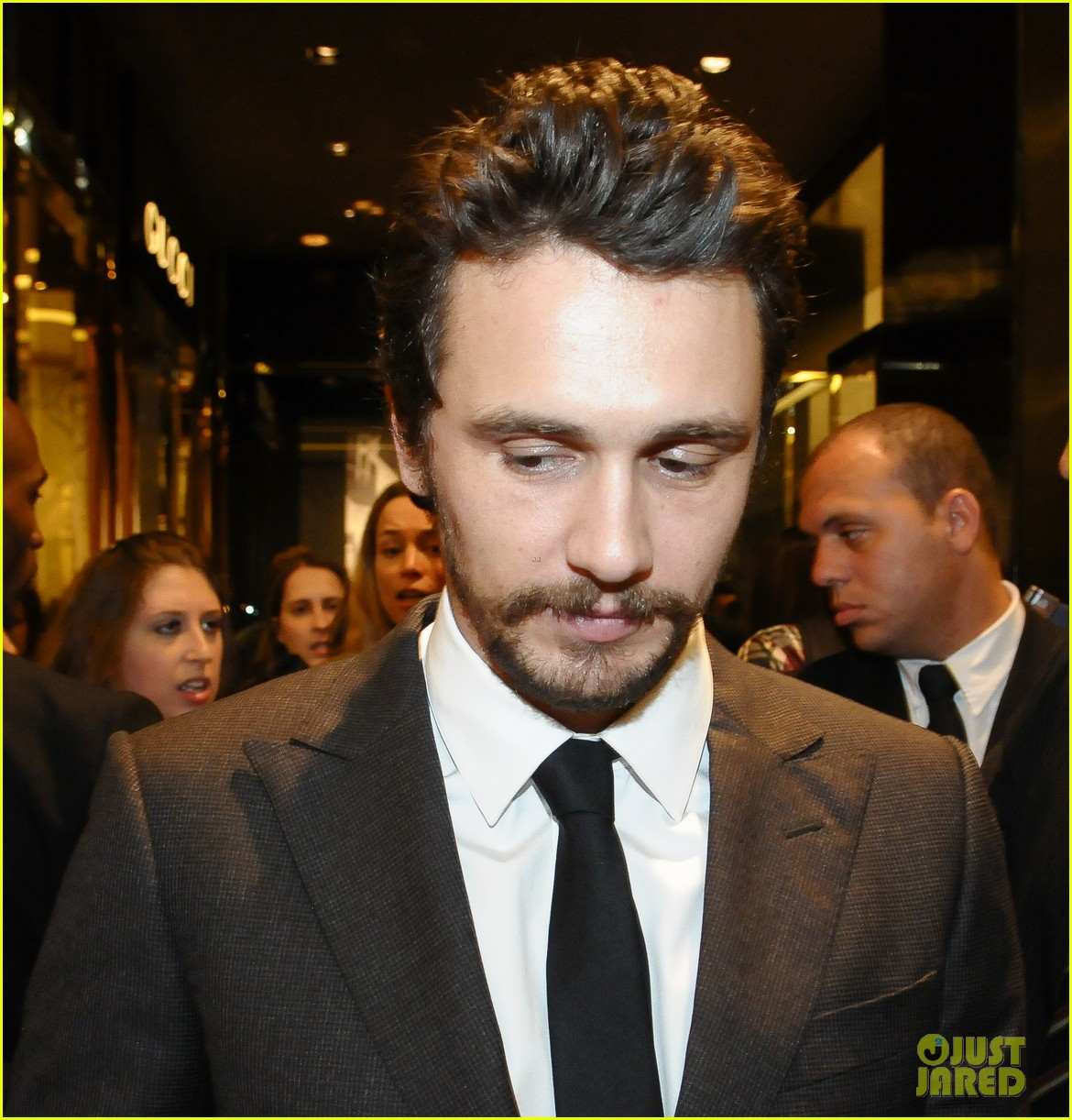 james franco gucci store opening in sao paulo 13