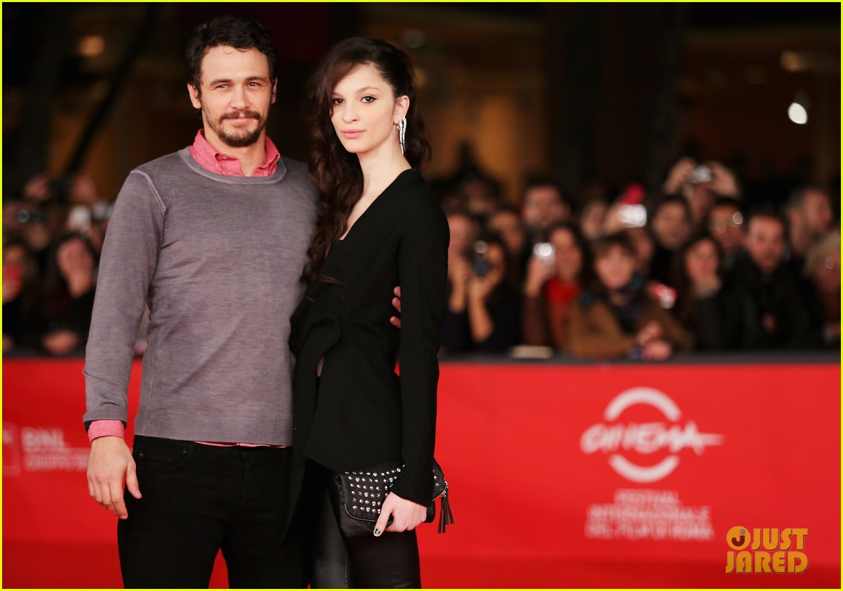 james franco rome film festival attendee 10