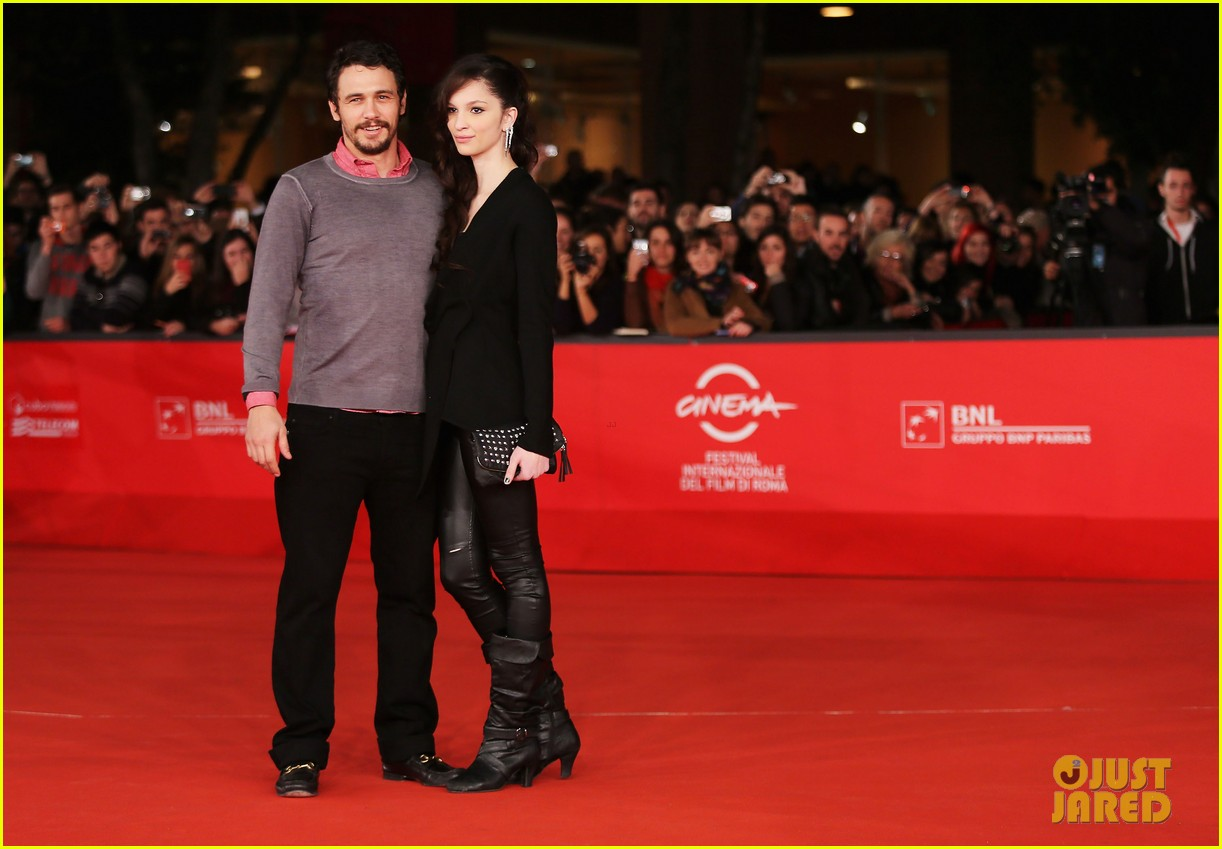 james franco rome film festival attendee 112758960