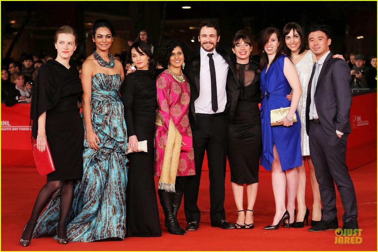 james franco tar rome film festival premiere 01