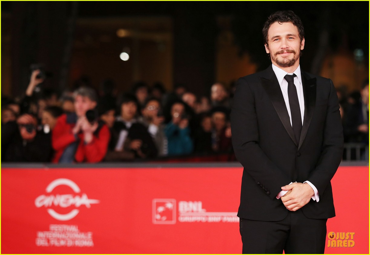james franco tar rome film festival premiere 04