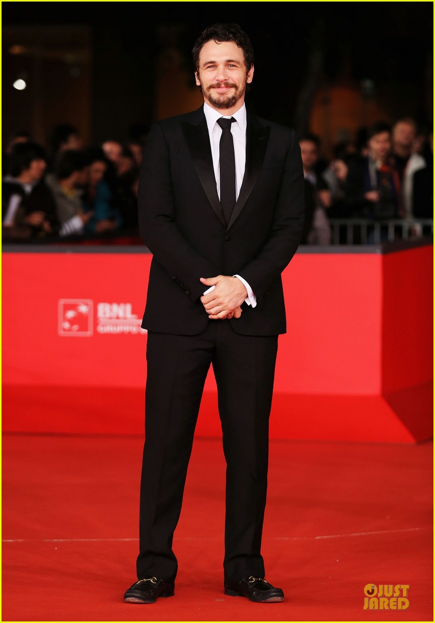james franco tar rome film festival premiere 10