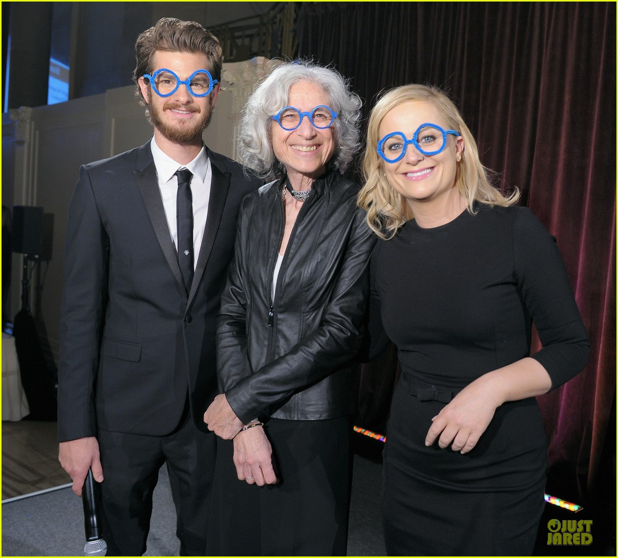 andrew garfield amy poehler orphan benefit gala 142757087