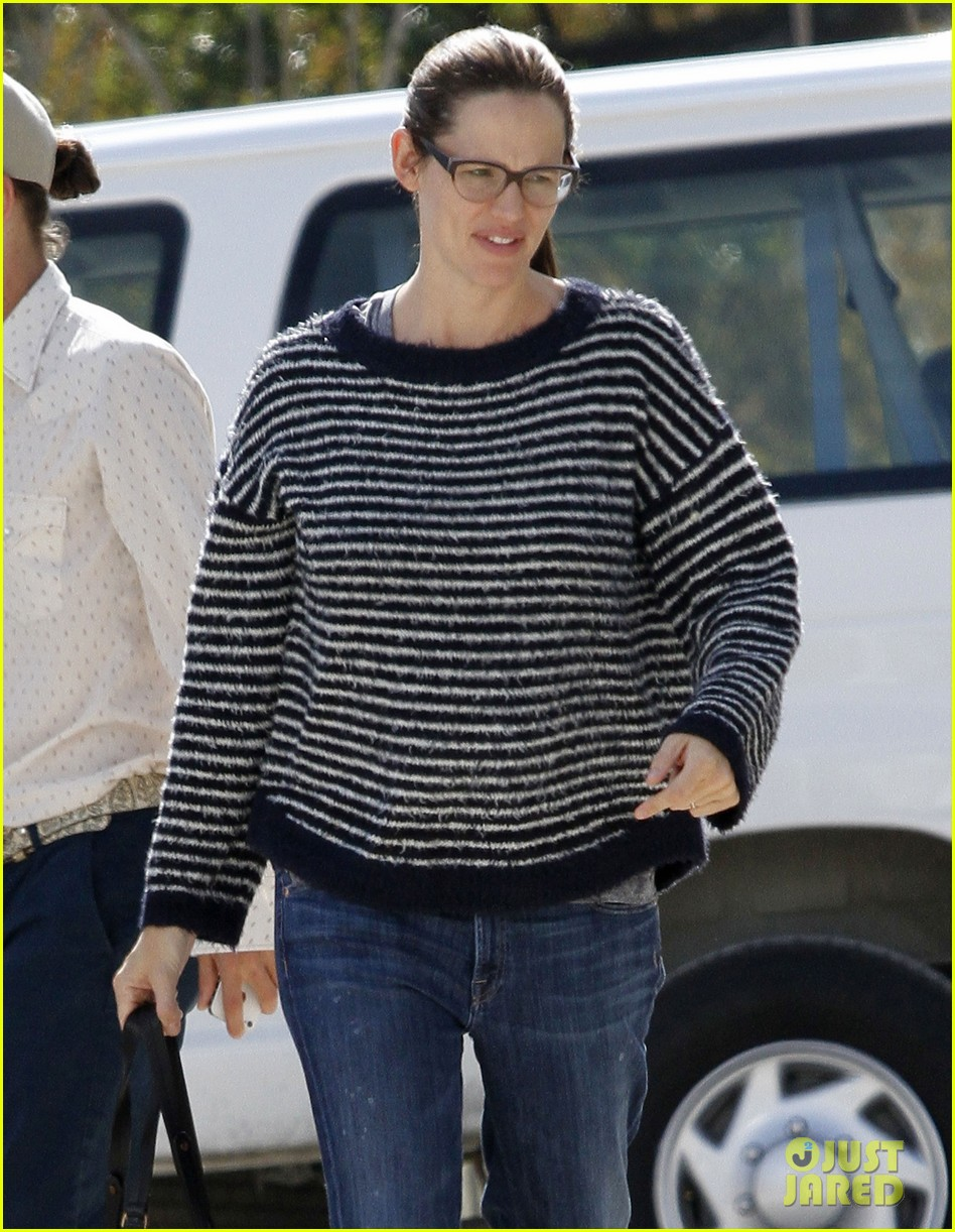 jennifer garner dallas buyers club break with seraphina samuel 17
