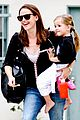 jennifer garner ben affleck kids karate class pick up 02