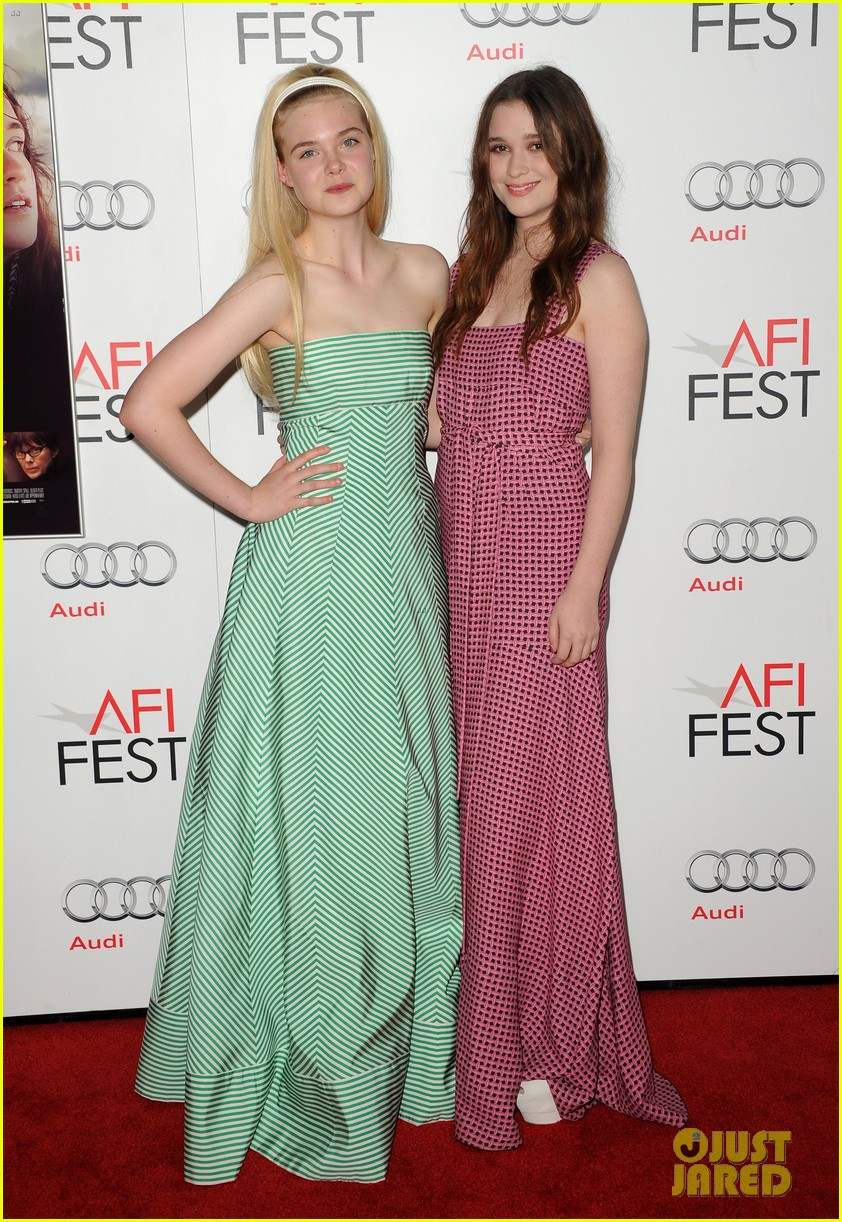 ginger and rosa screening afi 12