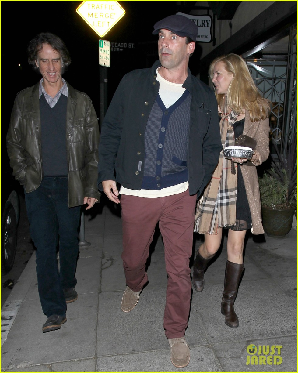 jon hamm campaigns for obama before election day 06