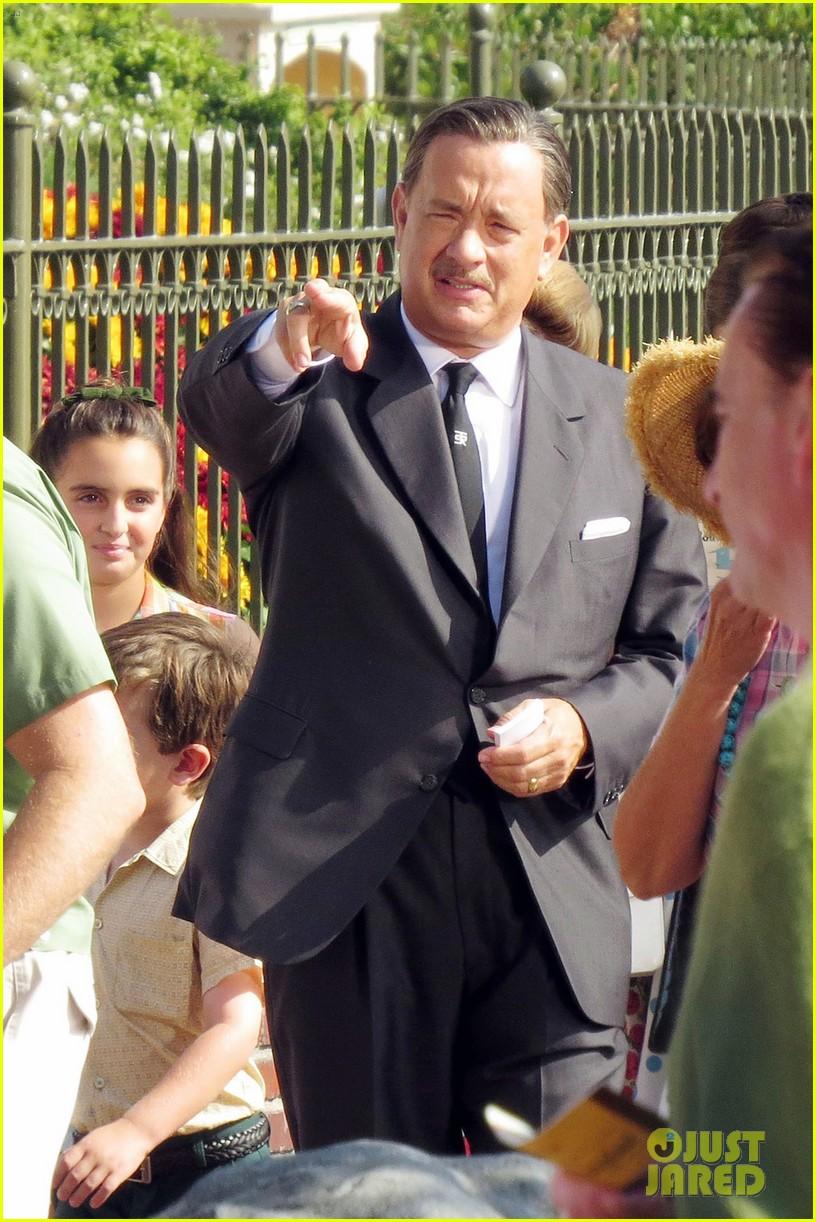 tom hanks as walt disney in saving mr banks first look 01